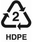 HDPE : Relatif Aman