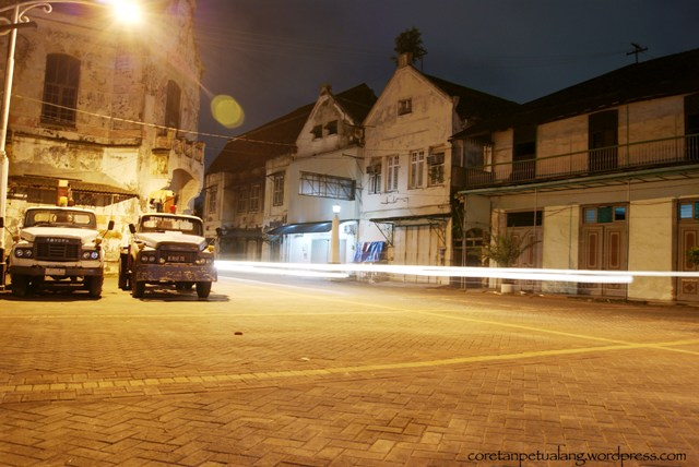 Kota Lama Semarang : Jelajah Kampung Eropa Malam Hari | coretanpetualang's Blog