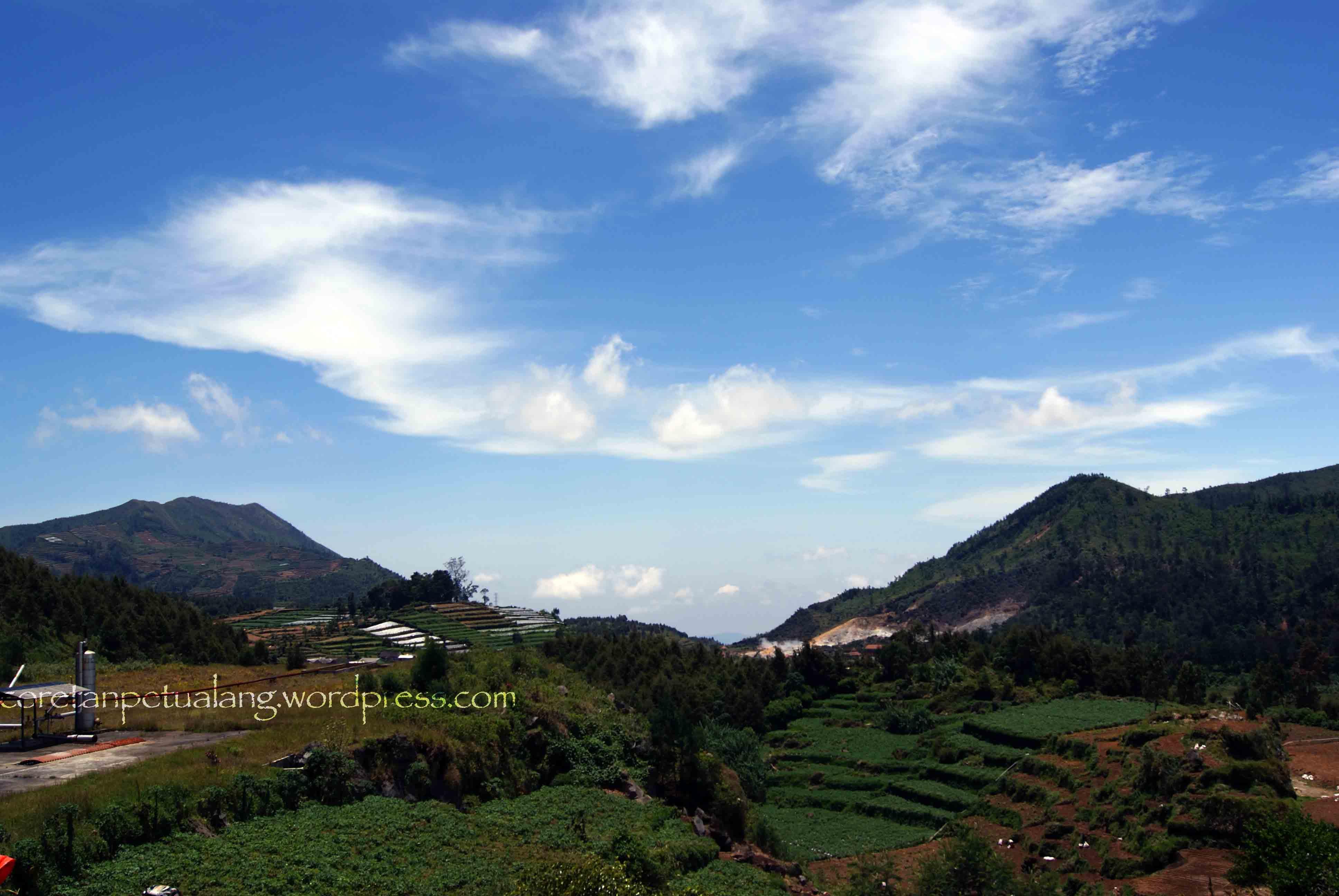 From Dieng Plateau With Love Season 1 Alam Dataran Tinggi Dieng