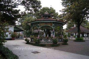 Taman Istana Jogja Keraton Jogjakarta