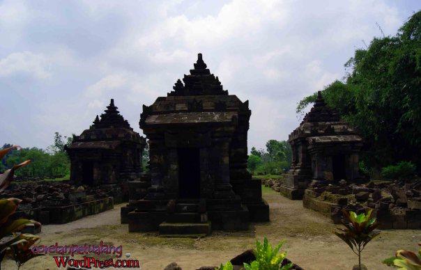 Candi Plaosan Kidul Prambanan