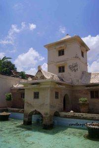 Istana Air Tamansari Jogjakarta Ruang Raja