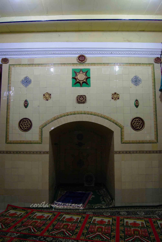 Sepenggal Perjalanan Meretas Waktu Di Masjid Agung Demak