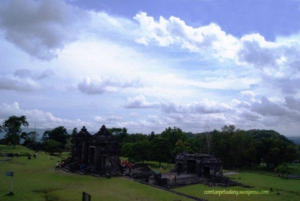 Istana Ratu Boko Jogjakarta