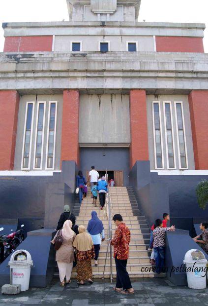 Main Gate Menara Masjid Agung Jawa Tengah