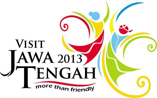 logo Visit Jawa Tengah 2013
