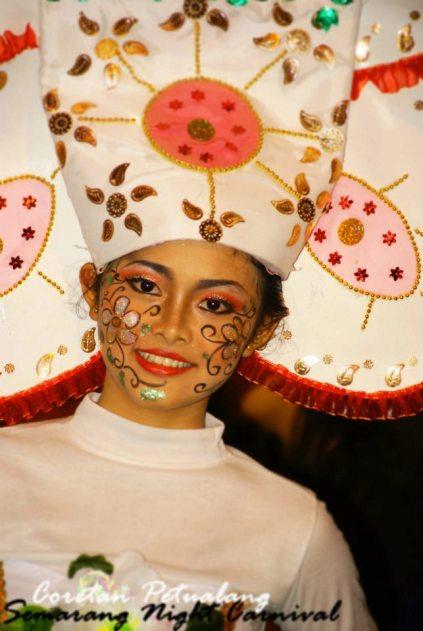 Peserta Semarang Night Carnival