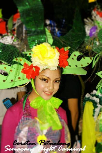 Kostum Semarang Night Carnival