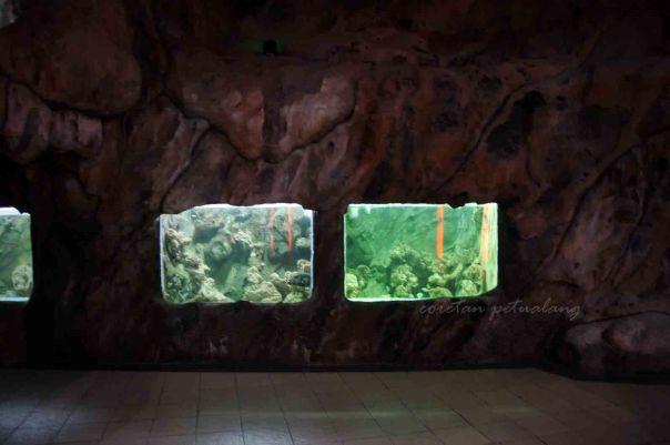 Aquarium di Pantai Kartini Jepara