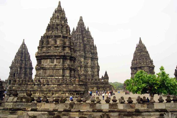 Candi Prambanan Jogjakarta / Klaten