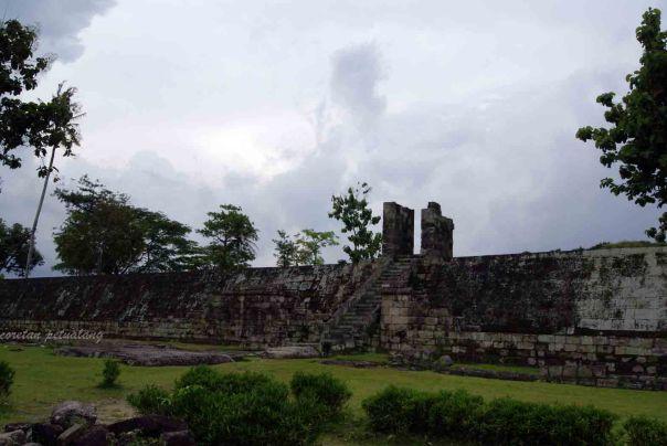 Pintu Masuk Pendopo Istana Boko