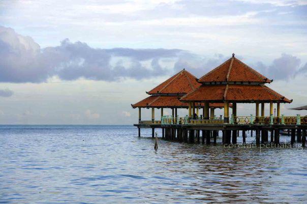 Dermaga View Pantai Kartini Jepara