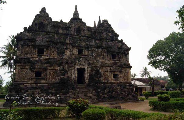 Candi Sari Jogjakarta