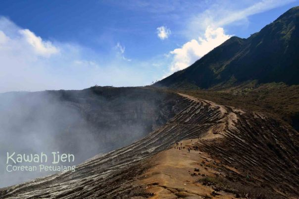 Eksotisme dan Keindahan Kawah Ijen Banyuwangi Jawa Timur